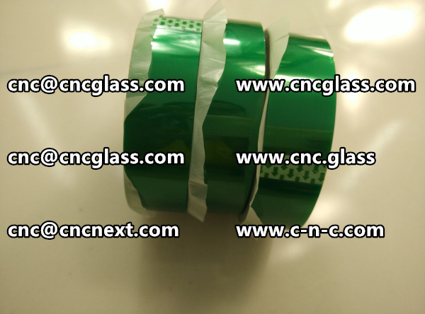 GREEN TAPE FOR EVA FILM INTERLAYER (1)