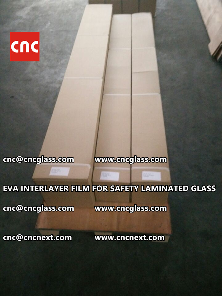 EVA INTERLAYER FILM FOR LAMINATED GLASS SAFETY GLAZING (1)