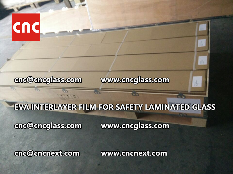 EVA INTERLAYER FILM FOR LAMINATED GLASS SAFETY GLAZING (12)