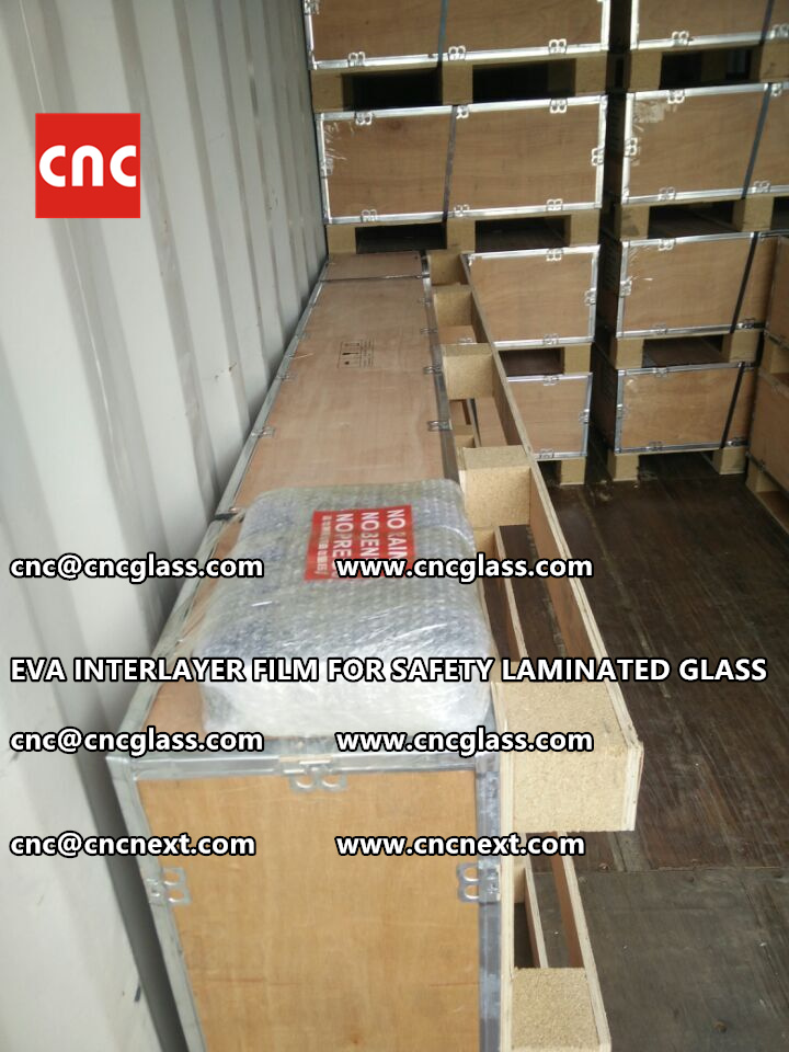 EVA INTERLAYER FILM FOR LAMINATED GLASS SAFETY GLAZING (2)