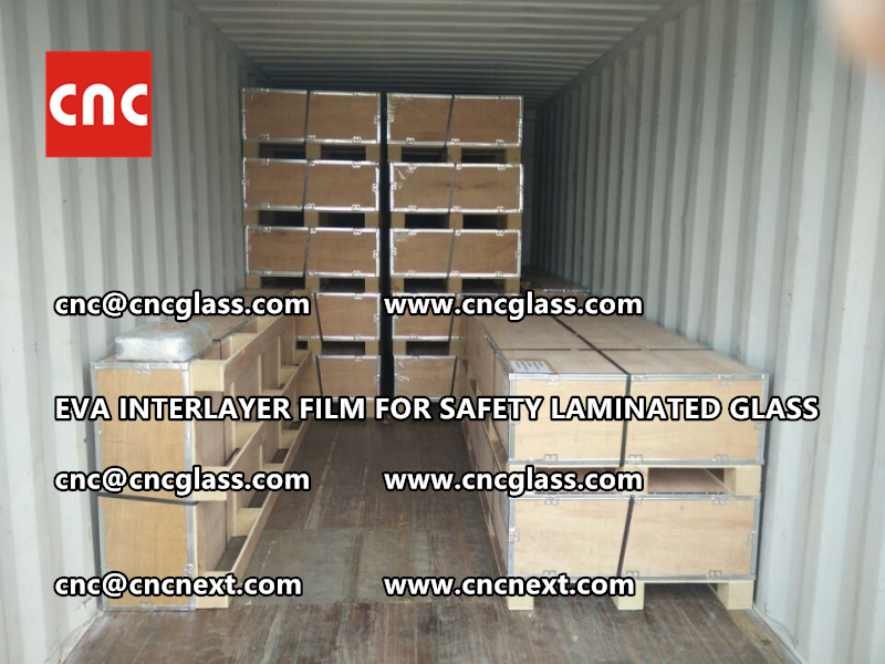EVA INTERLAYER FILM FOR LAMINATED GLASS SAFETY GLAZING (3)