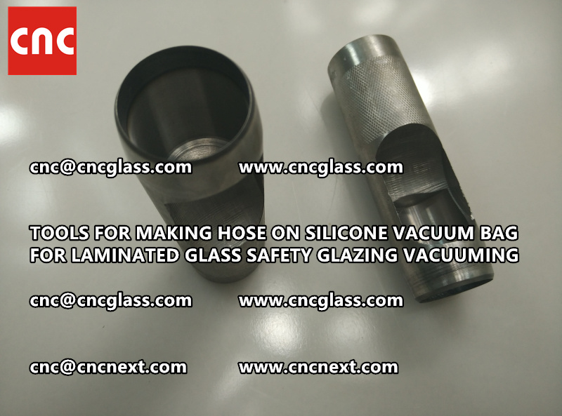 TOOLS FOR MAKING HOSE IN THE SILICONE VACUUM BAG (10)