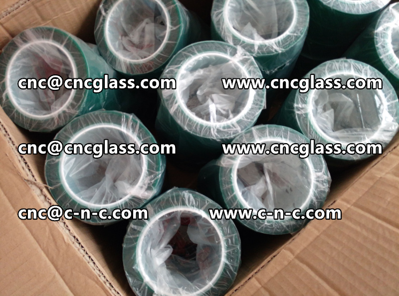 heat resistance PET green tape (1)