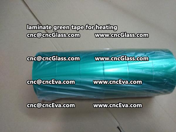 green tape PET TAPE for solar BIPV laminate (17)