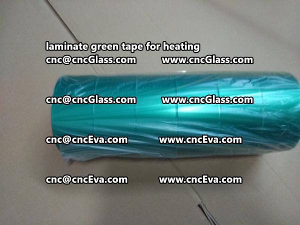 green tape PET TAPE for solar BIPV laminate (19)