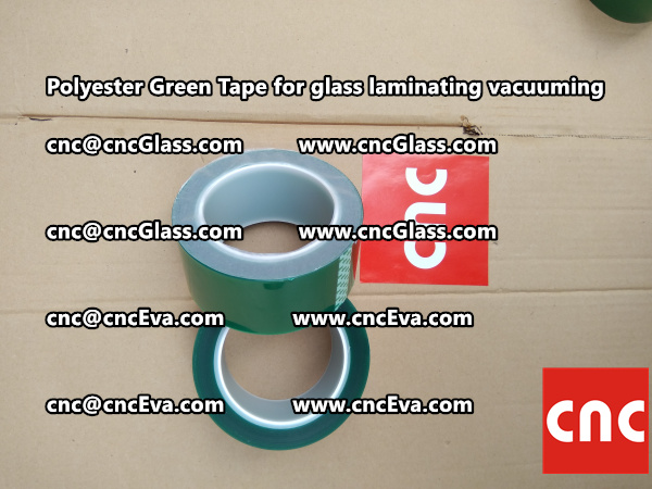green tape for BIPV laminate green tape